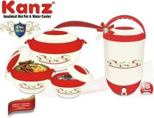 Kanz Insulated Hot Pot and Water Cooler