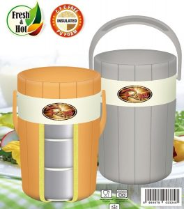 Royal Insulated Food Carrier